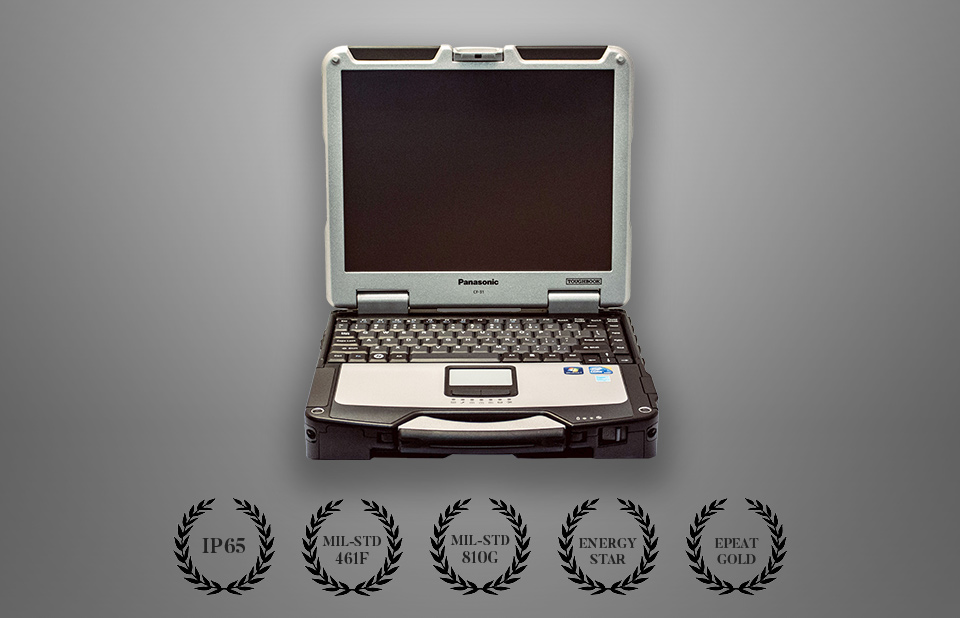Toughbook CF-31 laurels